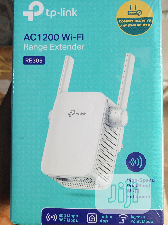 Archive: Tp Link Wifi Range Extender AC1200.