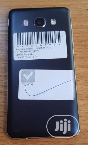 Samsung Galaxy J5 16 GB Black | Mobile Phones for sale in Lagos State, Mushin