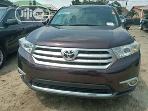 Toyota Highlander 2013 Limited 3.5l 4WD Brown | Cars for sale in Lagos State, Amuwo-Odofin