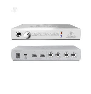 Behringer Fca202 F Control Firewire Soundcard | Audio & Music Equipment for sale in Lagos State, Ikeja