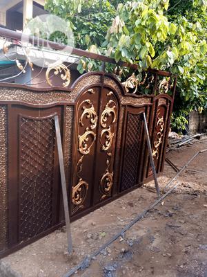 15ft Brown Sliding Gate | Doors for sale in Delta State, Ugheli