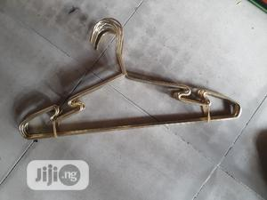 Gold Stainless Steel Hanger | Home Accessories for sale in Lagos State, Lagos Island (Eko)