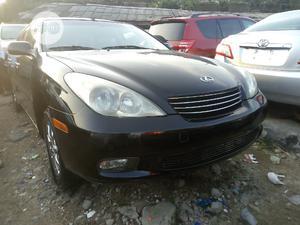 Lexus ES 2002 300 Black | Cars for sale in Lagos State, Apapa