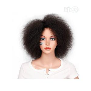 Exquisite Fluffy Yaki Wig | Hair Beauty for sale in Lagos State, Ikoyi