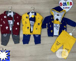 Baby Boy Tracks   Children's Clothing for sale in Lagos State, Ikeja