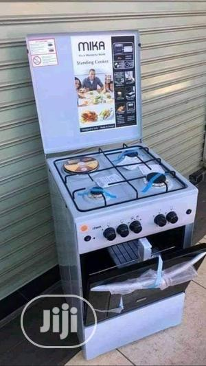 Mikaa Gas Cooker /Oven | Kitchen Appliances for sale in Lagos State, Ojo