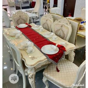 Royal Wooden Dinning Table | Furniture for sale in Lagos State, Ojo
