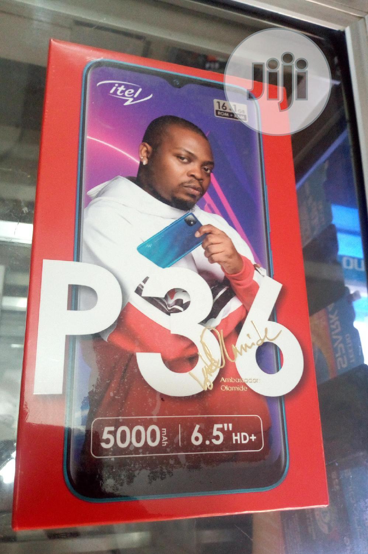 New Itel P36 16 GB Gold