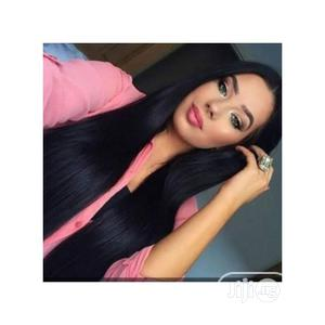 22inches Straight Human Hair Wig   Hair Beauty for sale in Lagos State, Ikeja