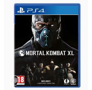 Playstation 4 - Mortal Kombat XL | Video Games for sale in Lagos State, Ikeja