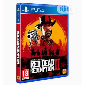 Playstation 4- Red Dead Redemption II   Video Games for sale in Lagos State, Ikeja
