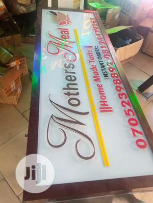 Led Sign Board Lighted Letter   Manufacturing Services for sale in Abuja (FCT) State, Central Business District