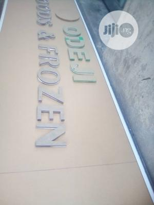 Led Sign Board Lighted Letter | Manufacturing Services for sale in Abuja (FCT) State, Central Business District