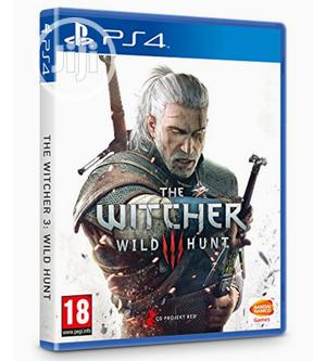 Playstation 4 - The Witcher 3: Wild Hunt   Video Games for sale in Lagos State, Ikeja
