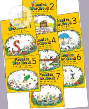 Jolly Phonics Workbook 1-7   Books & Games for sale in Lagos State, Surulere