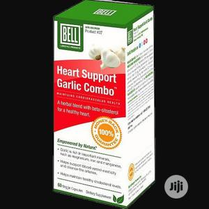 Bell Heart Support Garlic Combo | Vitamins & Supplements for sale in Abuja (FCT) State, Wuse 2