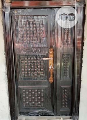 4ft By 7ft Copper Copper Luxury Security Door | Doors for sale in Lagos State, Orile