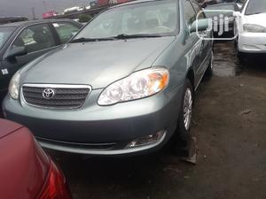 Toyota Corolla 2006 1.4 VVT-i Gray | Cars for sale in Lagos State, Apapa