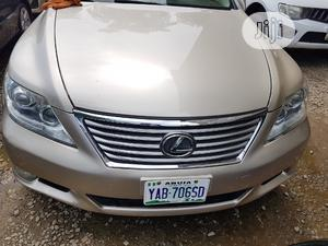 Lexus LS 2010 460 L Gold   Cars for sale in Abuja (FCT) State, Garki 2