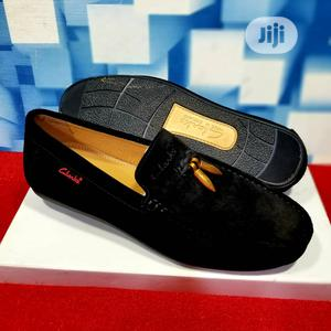 Clarks Suede Tassel Loafers | Shoes for sale in Lagos State, Lagos Island (Eko)