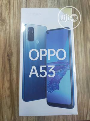 New Oppo A53 64 GB Blue | Mobile Phones for sale in Lagos State, Ikeja