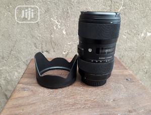Sigma 18-35mm Lens For Canon Cameras | Accessories & Supplies for Electronics for sale in Lagos State, Ikeja