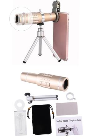 Telephoto Lens. 18x Optical Zoom Mobile Phone Telephoto Lens   Accessories for Mobile Phones & Tablets for sale in Lagos State, Ikeja