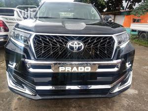 New Toyota Land Cruiser Prado 2019 VXR Black | Cars for sale in Abuja (FCT) State, Garki 2