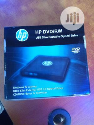 USB 2.0 Slim External Dvd/Rw Drive   Computer Hardware for sale in Rivers State, Port-Harcourt