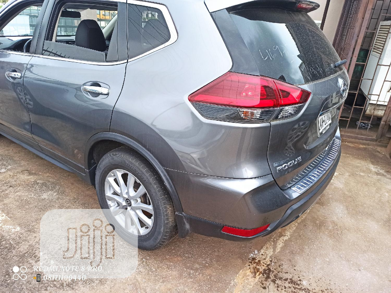 Nissan Rogue 2018 SV AWD Gray | Cars for sale in Oshodi, Lagos State, Nigeria
