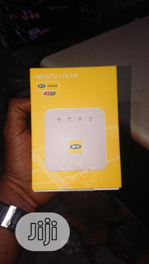 MTN 4G Mobile Wifi   Networking Products for sale in Lagos State, Ikeja