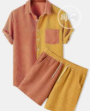Plit Shirt and Shorts for Guys | Clothing for sale in Lagos State, Yaba