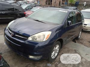 Toyota Sienna 2005 XLE Limited AWD Blue | Cars for sale in Lagos State, Apapa