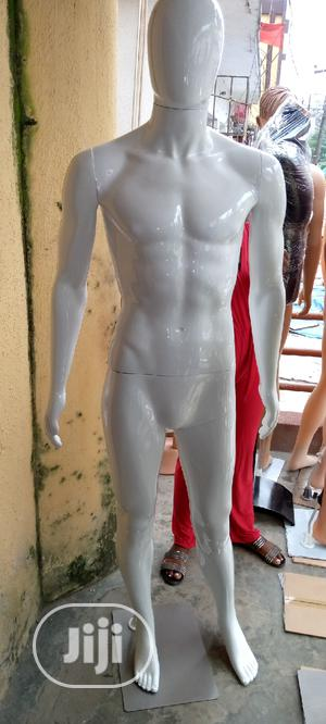 Glossy White Male Full Body New Imported Mannequin   Store Equipment for sale in Lagos State, Lagos Island (Eko)