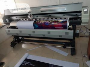 Xp600 Largeformat 6fit Printer   Printing Equipment for sale in Lagos State, Ikeja