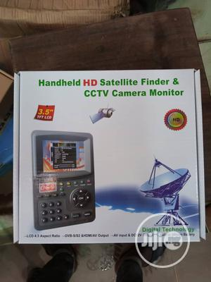 HD Satellite Finder and CCTV Camera Monitor   Accessories & Supplies for Electronics for sale in Lagos State, Surulere