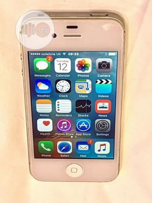 Apple iPhone 4 16 GB White | Mobile Phones for sale in Lagos State, Ikeja