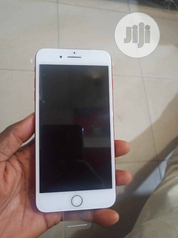 Apple iPhone 7 Plus 32 GB Red   Mobile Phones for sale in Ikeja, Lagos State, Nigeria