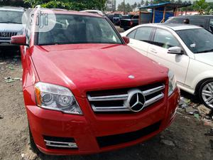 Mercedes-Benz GLK-Class 2010 350 4MATIC Red | Cars for sale in Lagos State, Apapa