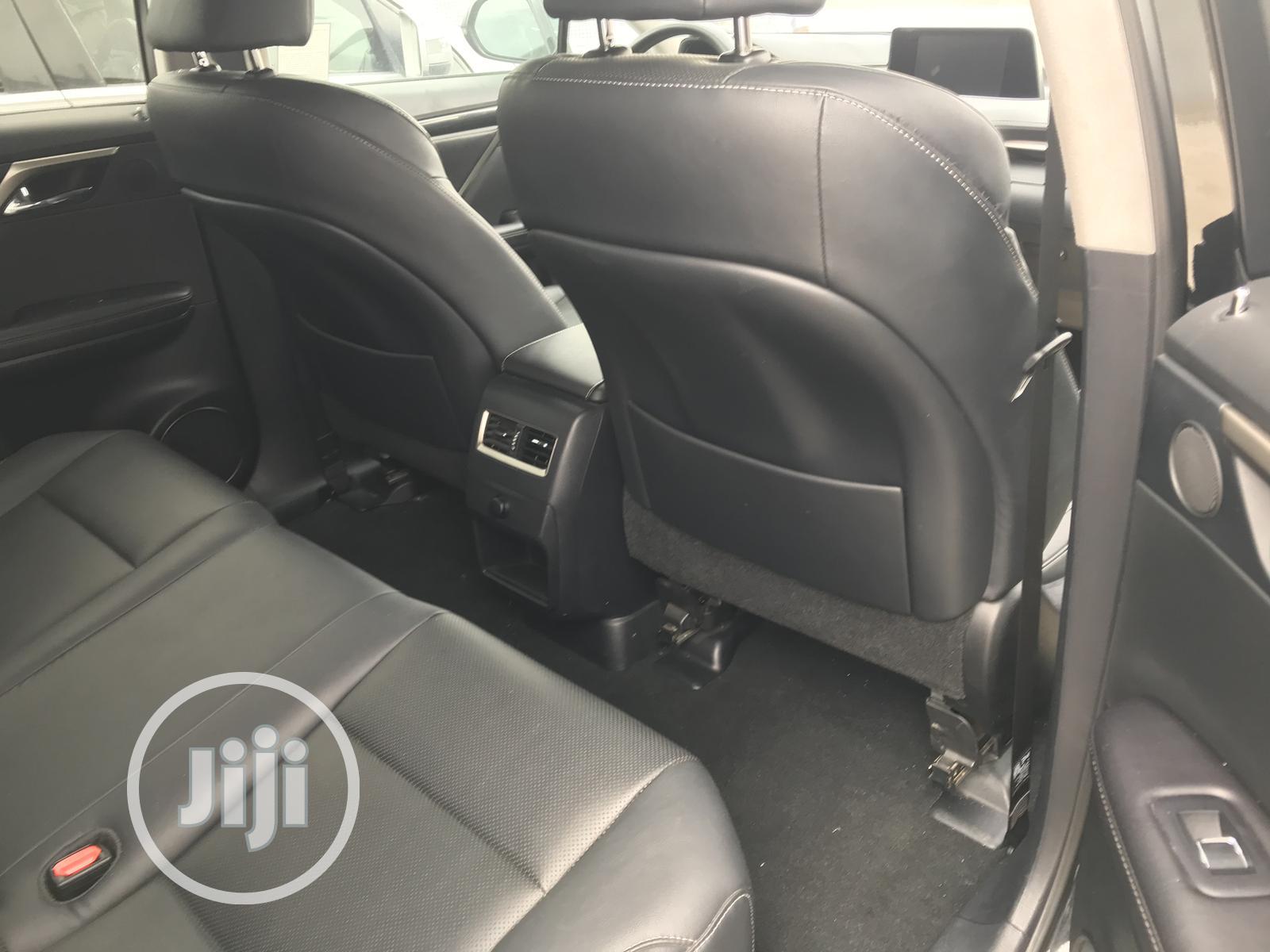 Lexus RX 2017 350 AWD Black | Cars for sale in Ajah, Lagos State, Nigeria