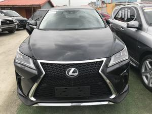 Lexus RX 2017 350 AWD Black | Cars for sale in Lagos State, Ajah