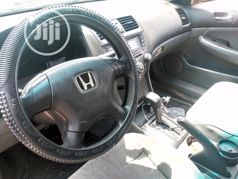 Archive: Honda Accord 2004 2.4 Type S Black