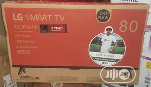 Original Quality LG 32inches Smart Full HD 4K | TV & DVD Equipment for sale in Lagos State, Agboyi/Ketu