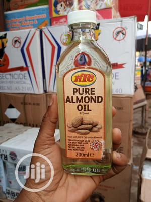 Ktc Pure Almond Oil 200ml | Meals & Drinks for sale in Lagos State, Surulere