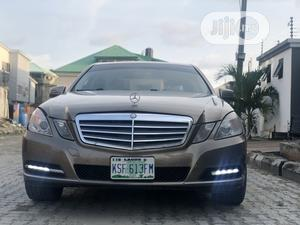 Mercedes-Benz E350 2012 Gold | Cars for sale in Lagos State, Lekki