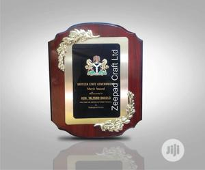 Awards Plaque Award Trophy Plaque Wholesale Crystal | Arts & Crafts for sale in Abuja (FCT) State, Central Business District