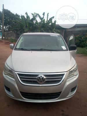 Volkswagen Routan 2009 Silver   Cars for sale in Lagos State, Alimosho
