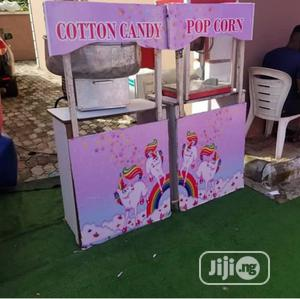 Popcorn Candy Floss Ice Cream Bouncing Castle. Play Pen | Party, Catering & Event Services for sale in Lagos State, Lekki