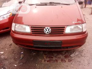 Volkswagen Sharan 2005 Red   Cars for sale in Lagos State, Apapa