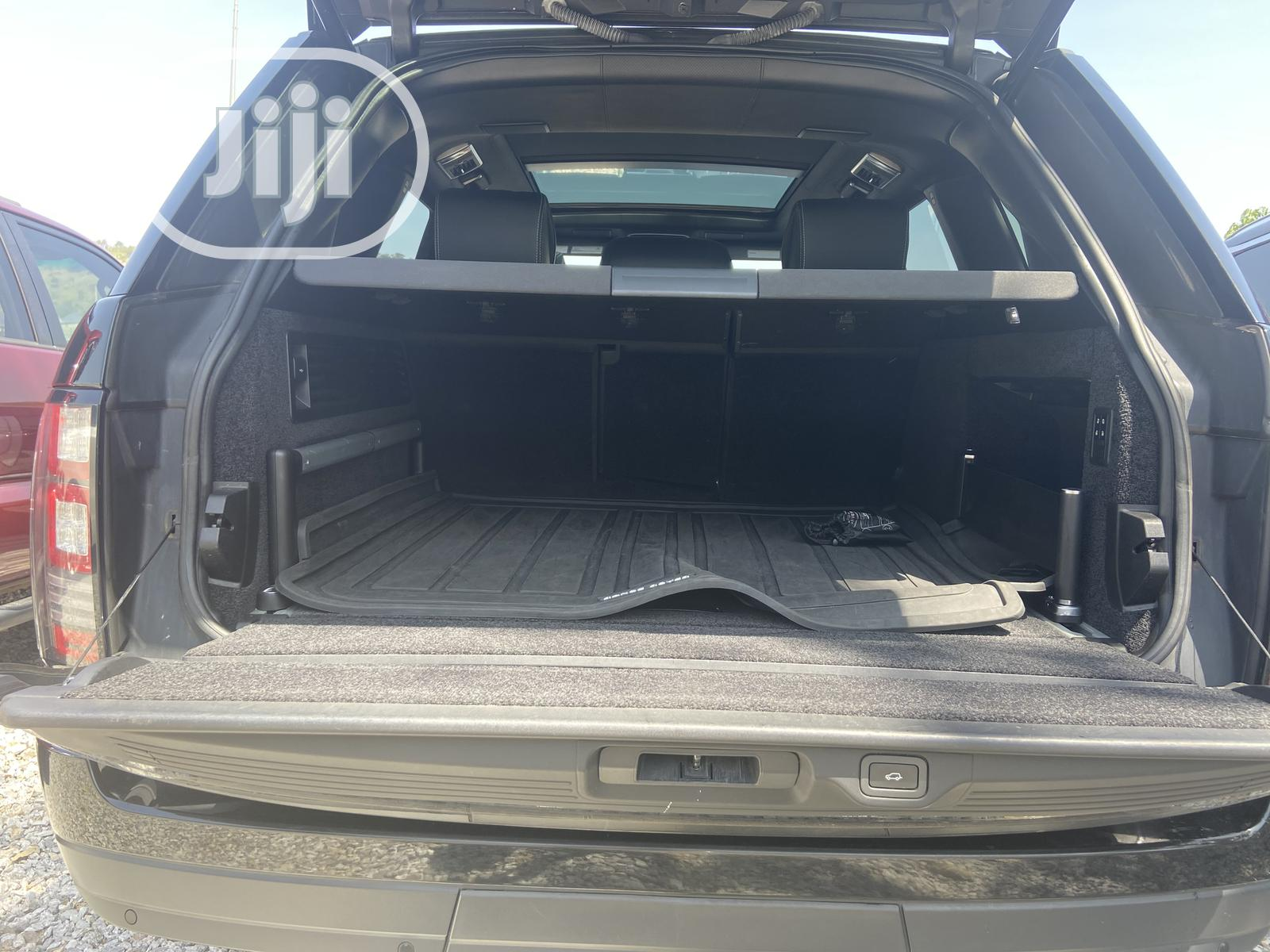 Land Rover Range Rover Sport 2015 Black   Cars for sale in Gwarinpa, Abuja (FCT) State, Nigeria